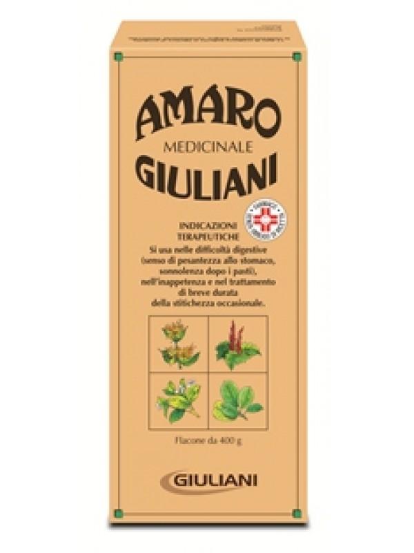 GIULIANI Amaro Medicin.400g