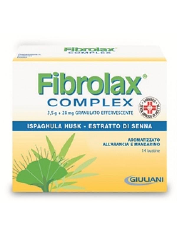 FIBROLAX COMPLEX 14 Bust.Aran.
