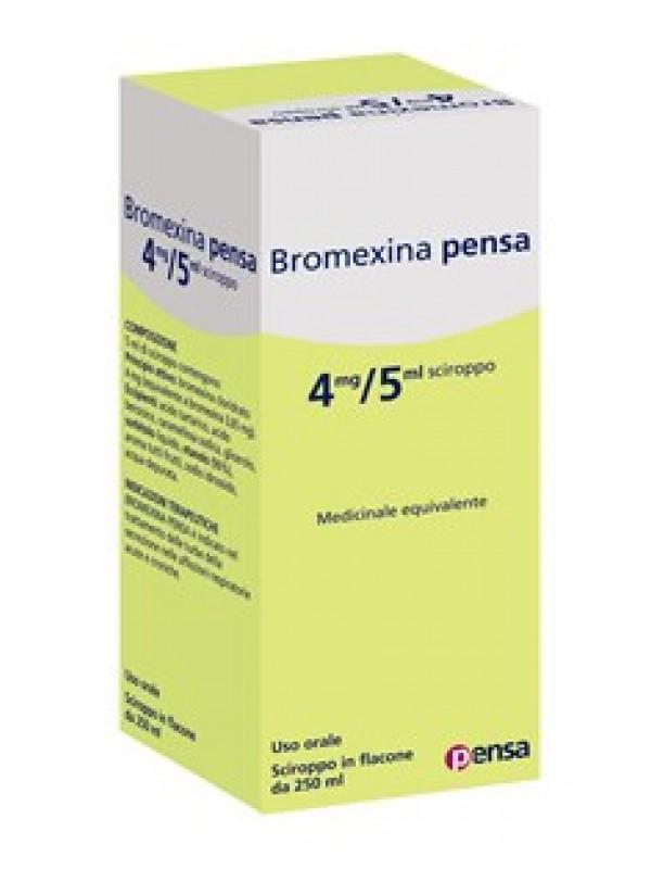 BROMEXINA Scir.250ml PENSA
