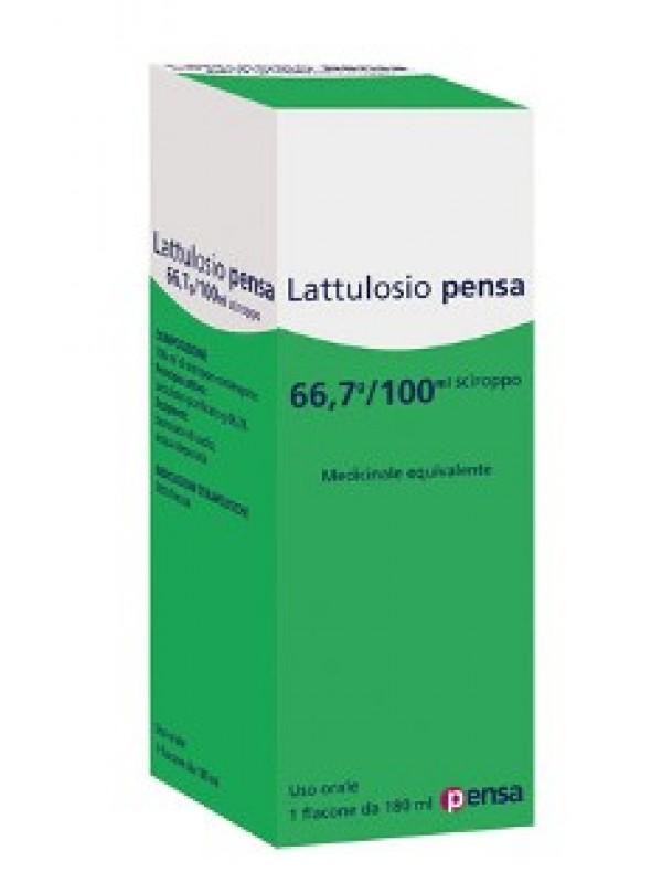 LATTULOSIO Scir.180ml PENSA