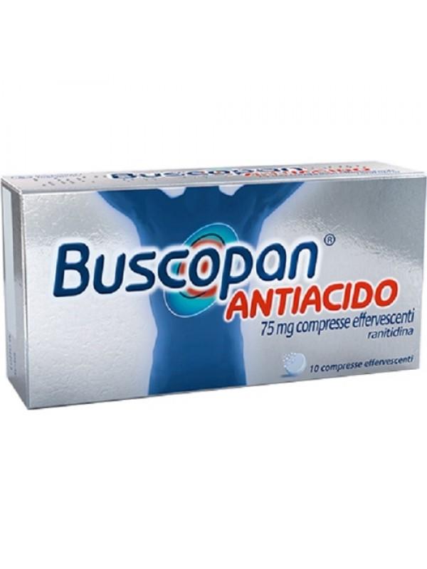 BUSCOPAN-ANTIACIDO 10 Cpr Eff.