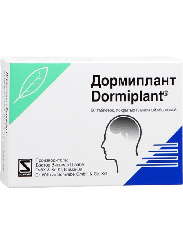 DORMIPLANT 160+80mg 50 Cpr