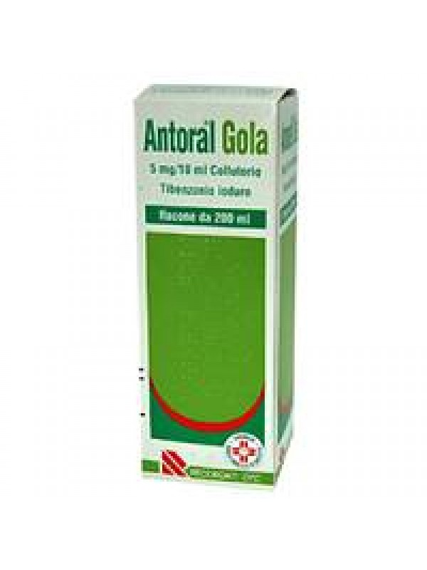 ANTORAL GOLA Collut.200ml