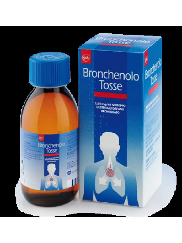BRONCHENOLO Tosse Sciroppo Sedativo 150 ml