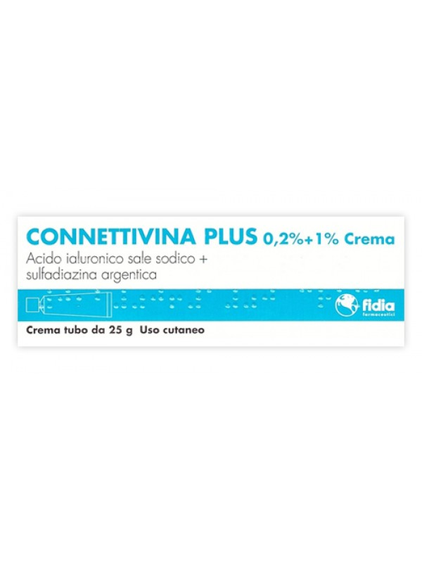 CONNETTIVINA-PLUS Crema 25g