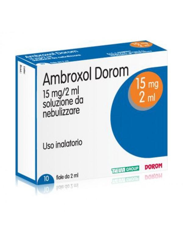 AMBROXOL Neb.10f.2ml DOROM