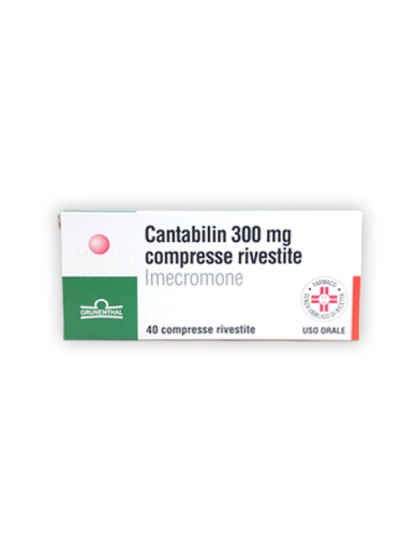 CANTABILIN 40 Conf.