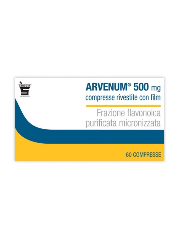 ARVENUM-500 60 Cpr 500mg
