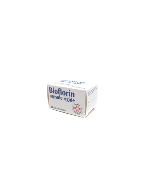 Bioflorin 25 Capsule Rigide