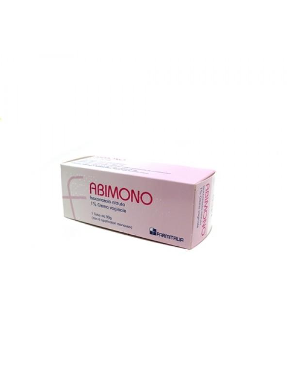 ABIMONO Crema Vag.1% 30g
