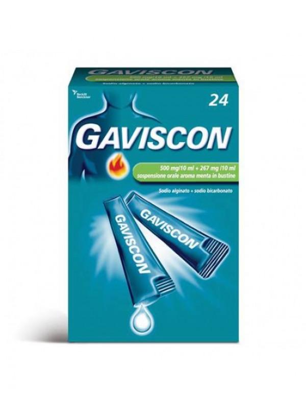 GAVISCON 24Bust.Menta