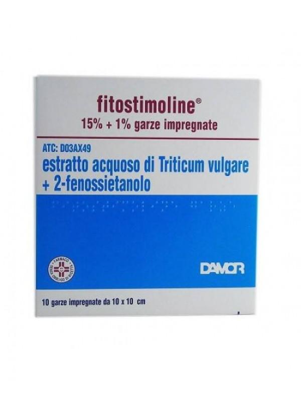 FITOSTIMOLINE 10 Garze