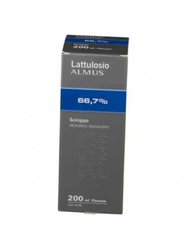 LATTULOSIO Scir.200ml ALMUS