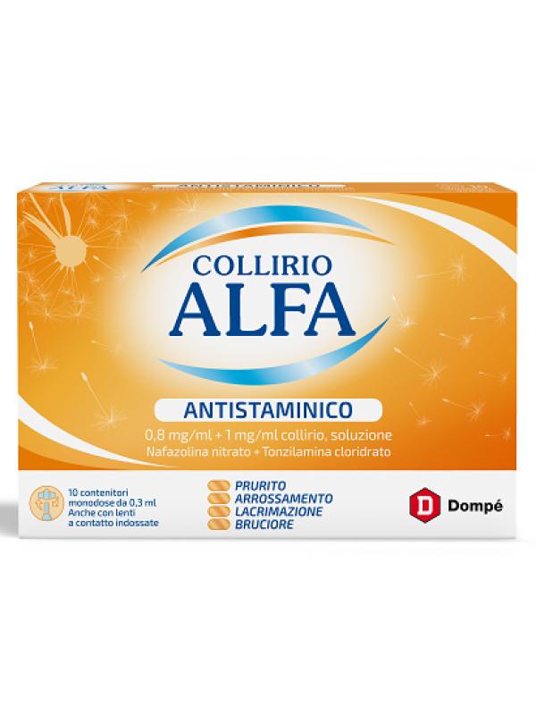 ALFA Coll.Antist.10 Monodose