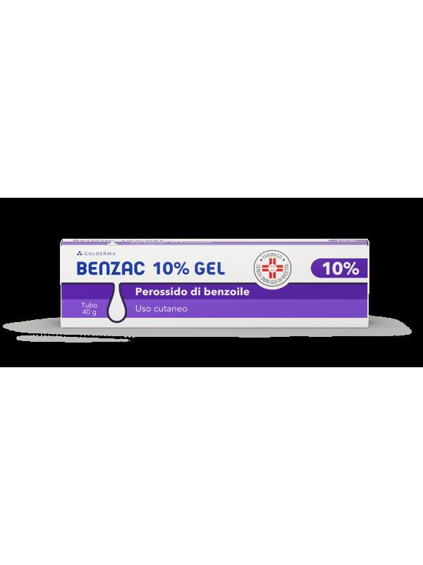 BENZAC  Gel 10% 40g