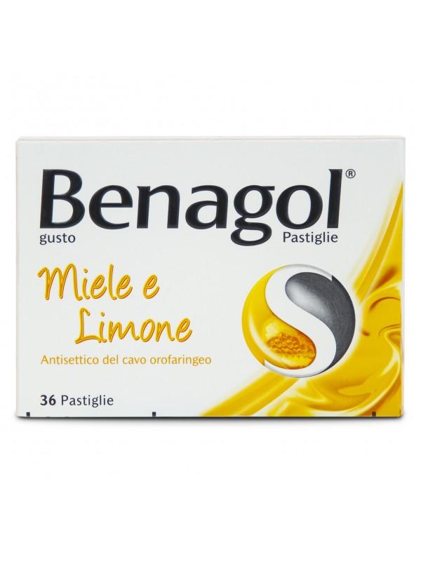 BENAGOL 36 Pastiglie Miele/Limone