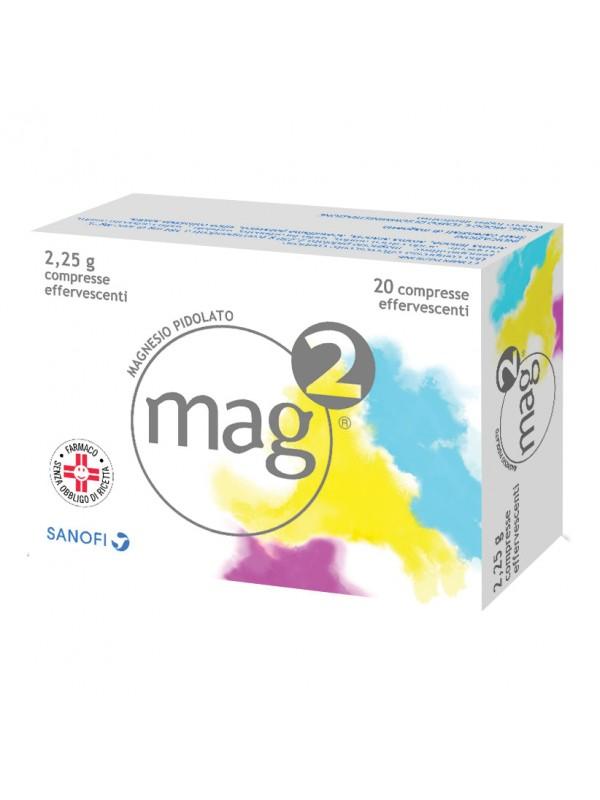 MAG 2*20CPR EFF 2,25G