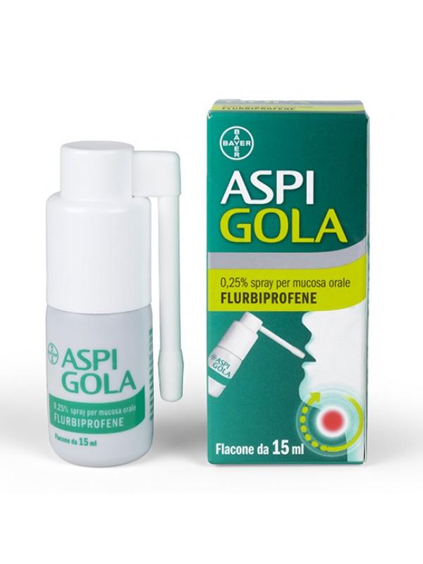 ASPI GOLA Spray 0,25% 15ml