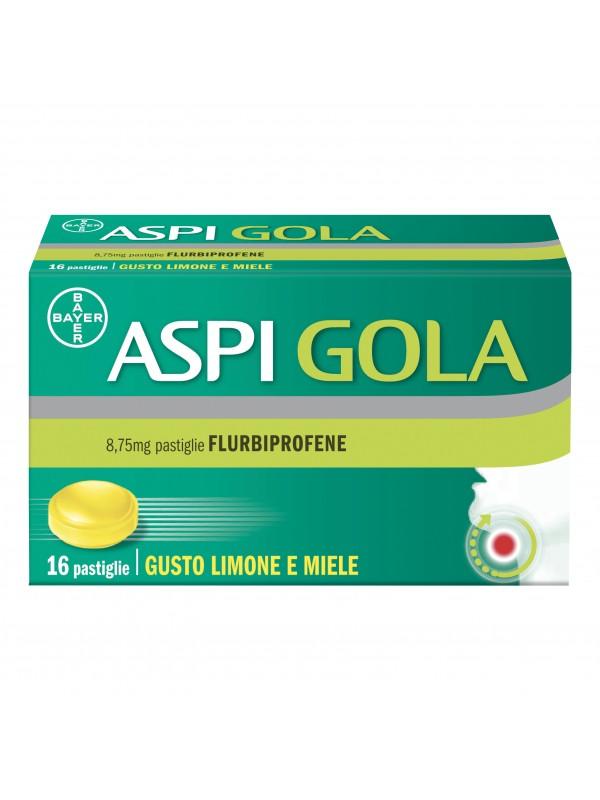 ASPI GOLA 16 Past.Lim/Miele