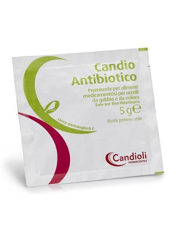 CANDIO-Antibiotico Busta 5g