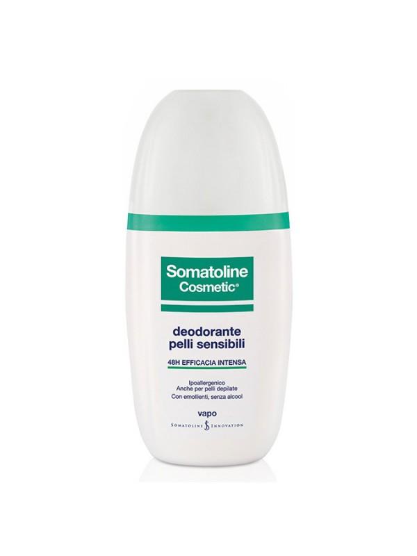 Somatoline Cosmetic Uomo Deodorante Efficacia Intensa Vapo 75 ml