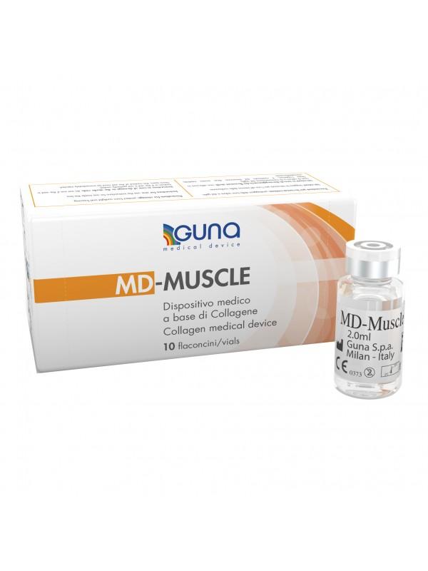 MD-MUSCLE 10f.2ml