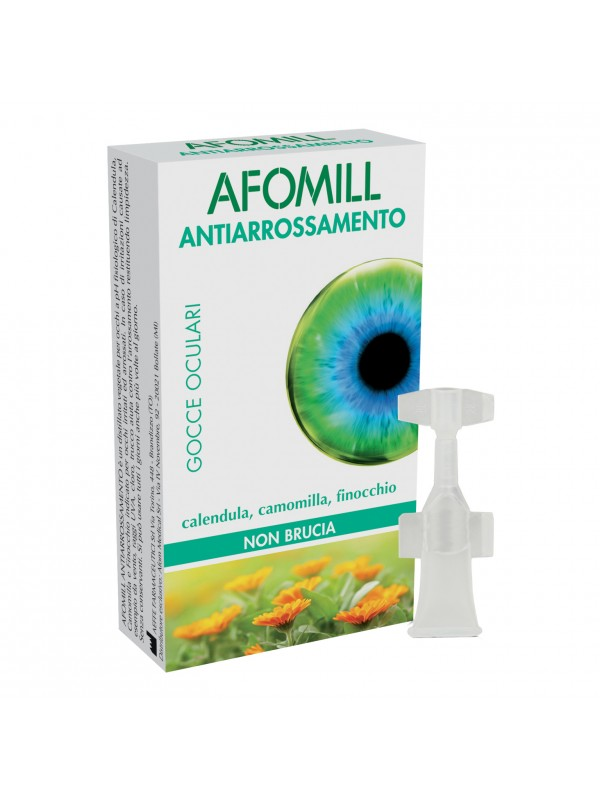 AFOMILL Antiarros.10f.0,5ml