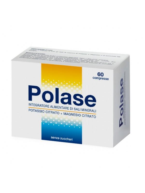 POLASE 60 Compresse Senza Zucchero
