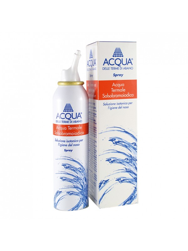 ACQUA TERME ABANO Isot.Spray