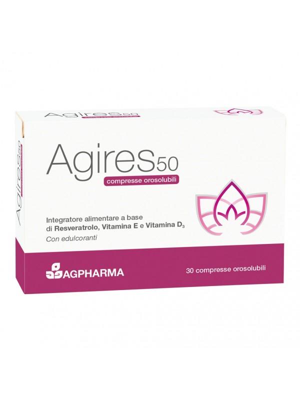 AG-RES 50 30 Cpr Orosol.