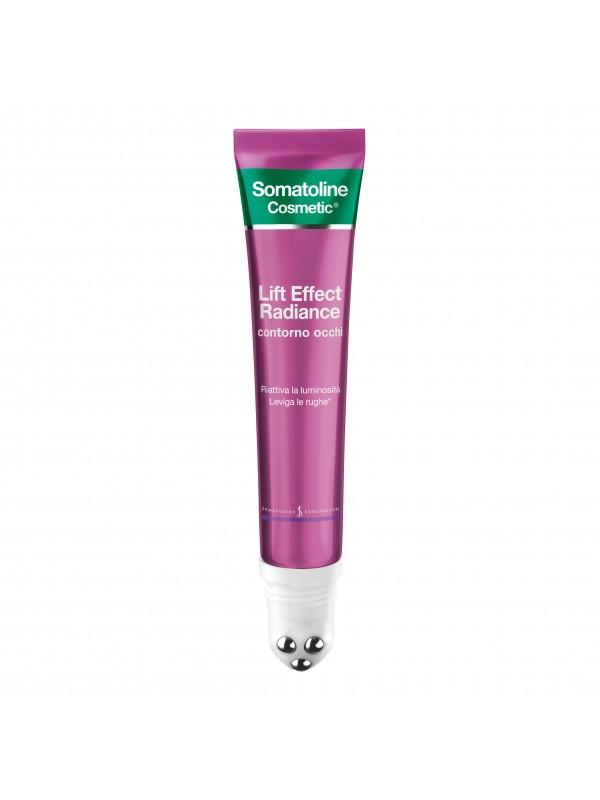 Somatoline Cosmetic Lift Effect Radiance Contorno Occhi 15 ml