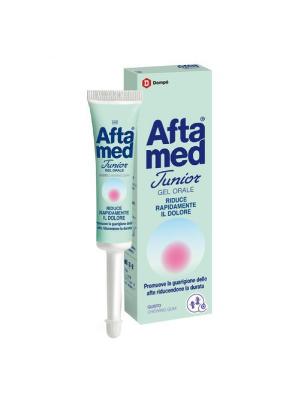 AFTAMED*Gel Junior 15ml TP