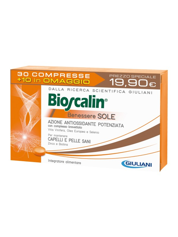 BIOSCALIN SOLE 30+10 Cpr